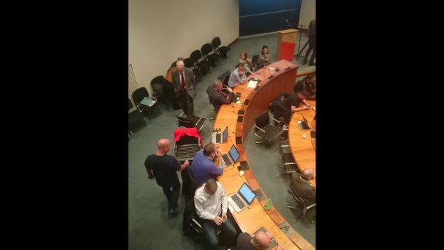 South Dublin County Council (Presidential Election Meeting)