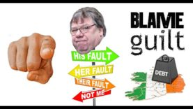 Blackmailing Irish politicians & the betrayal of Paddy