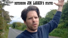 Defending Jim Larkin's Statue from the new colonialism