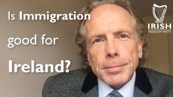 Does Ireland need more immigration?    Daithí Ó Fallamháin