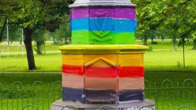 Donegal Relative Responds to the Defacement of Republican Memorial