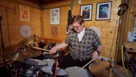 #MeetTheBand – Kieran Leonard, Drummer