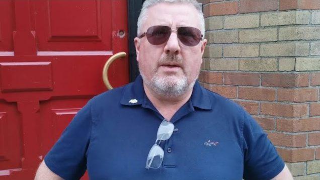 Philip Dwyer Pays a Call on PJ Coogan of Cork96FM