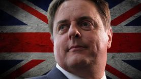 Special guest Nick Griffin on Templar Report Live – June 22 2020