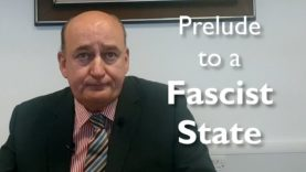 The Lockdown: Prelude to a Fascist State | Michael Leahy