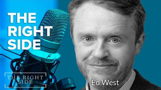 TRSI interview with Ed West