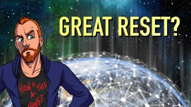 Discussing The Great Reset With James Corbett