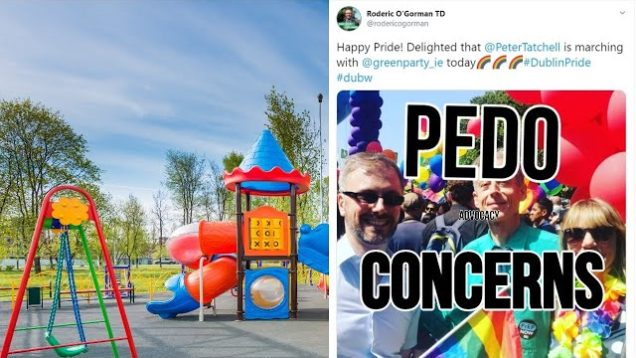 Irish Minister for Children Troubling Connections – Roderic O'Gorman