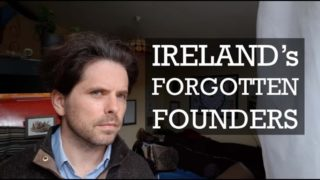 Who are the Founding Fathers of Ireland ? ancient to the modern